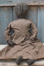 Primitive Cloth Doll- Anise