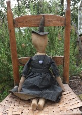 Primitive Witch Doll ~ Tula