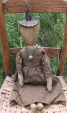 Primitive Witch Doll~ Aline